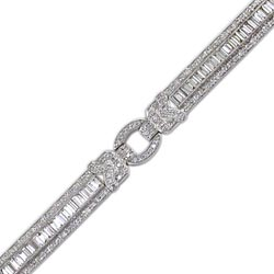 B0117 18KW Diamond Bracelet