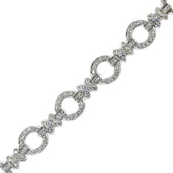 B0868 18KW Diamond Bracelet